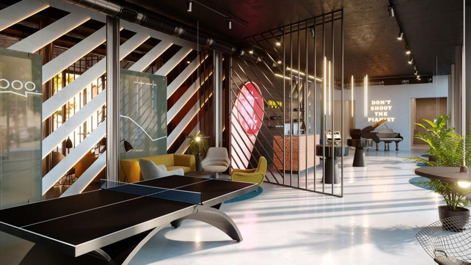 The Student Hotel Florence | MASSIVart - Art Curator Services