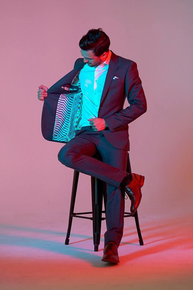 The Art Suit | MASSIVart - Brand collaboration