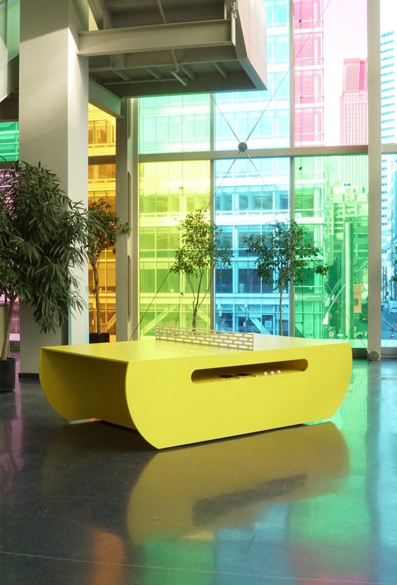 Palais des congrès de Montréal | MASSIVart - Consultoría Creativa