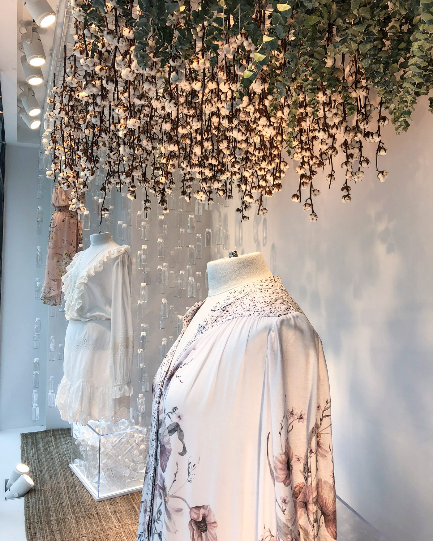 H&M: Conscious Collection | MASSIVart - Retail Activation