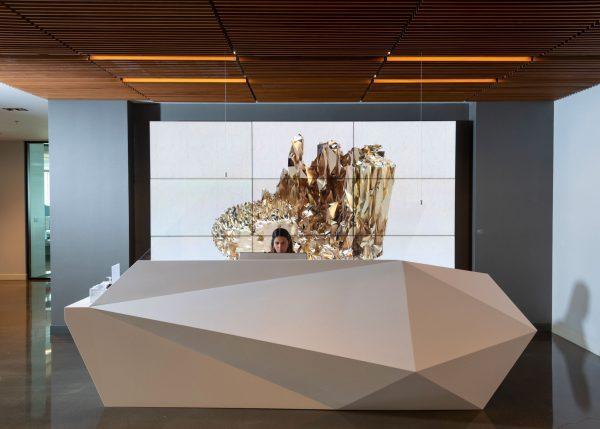 KPMG Montreal Rive Sud - Office Design / Art Collection by MASSIVart - Alex McLeod