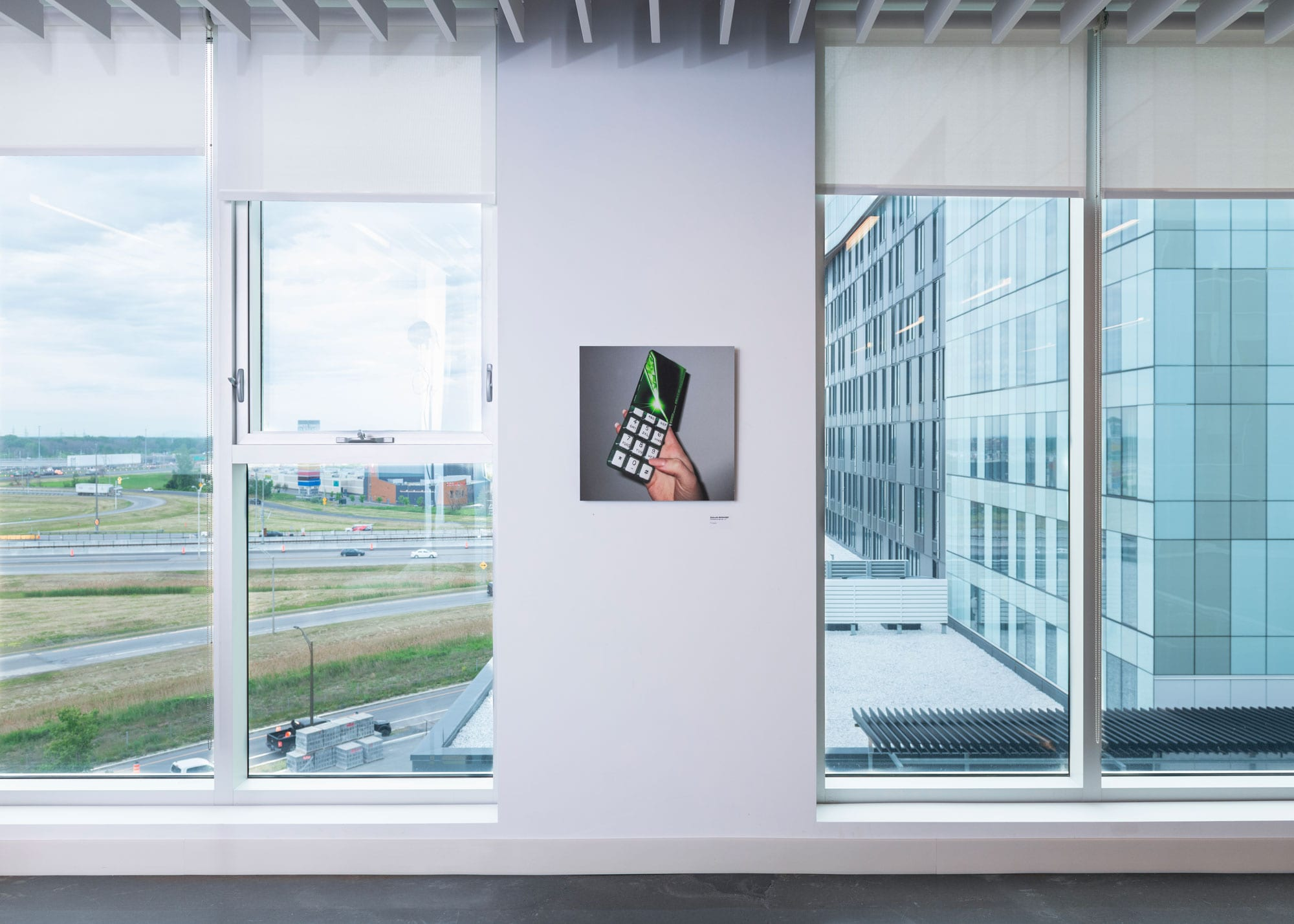 KPMG Montreal Rive Sud - Office Design / Art Collection by MASSIVart - Gab Bois