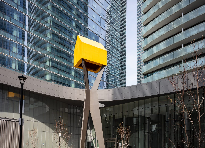 ArtWalk Toronto Downtown West BIA - Public Art installations virtual tour