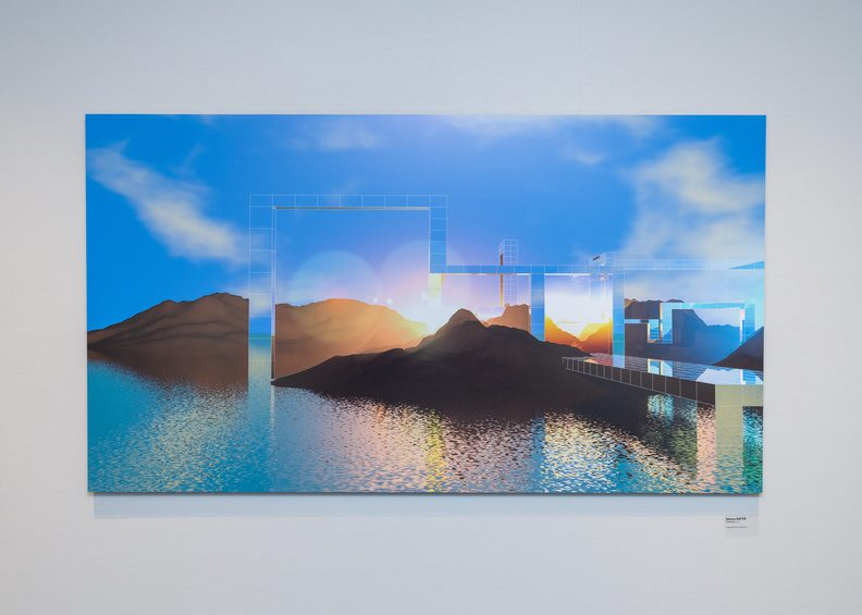 KPMG Montreal Rive Sud - Office Design / Art Collection by MASSIVart - Sabrina Ratté