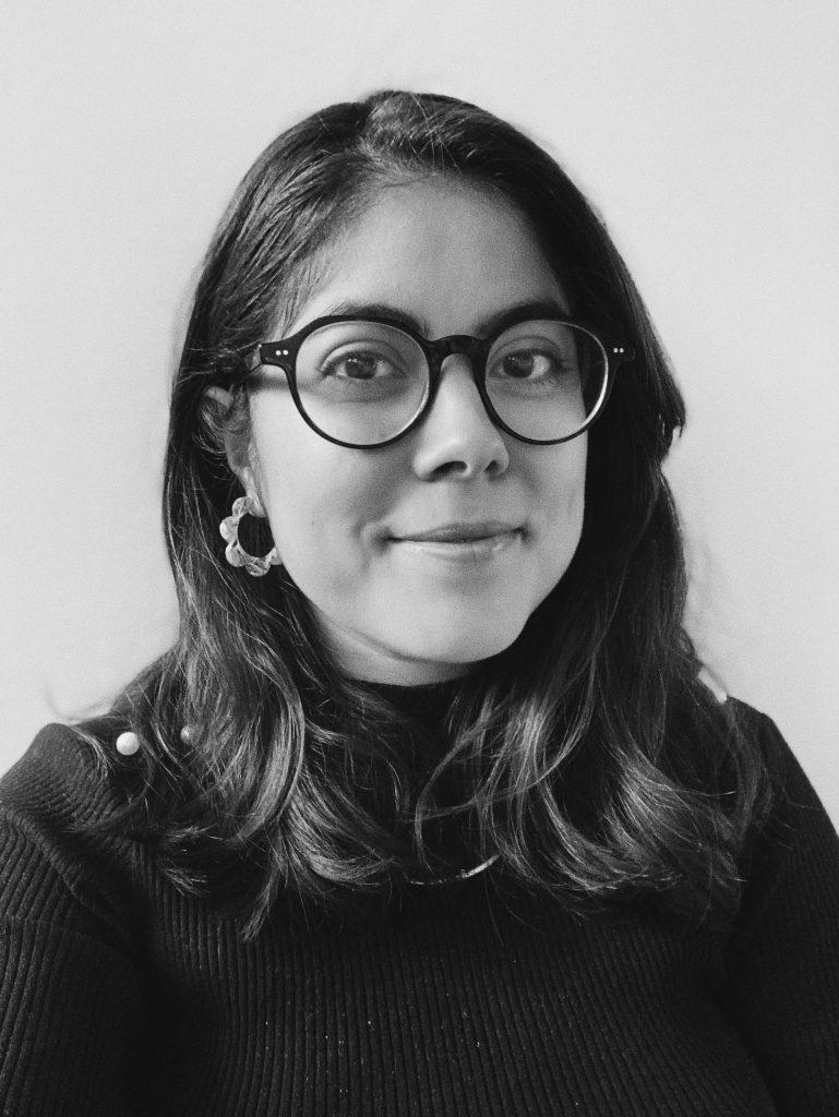 Jimena Lopez - Creative coordinator MASSIVart Mexico